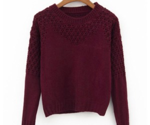 clothes, maroon, and outfit image