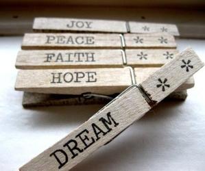 Dream, faith, and joy image