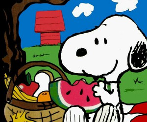 snoopy, wallpaper, and fondo image