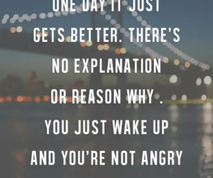 angry and quote image