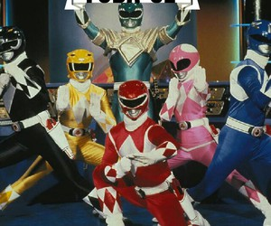 childhood, power rangers, and fuck you image