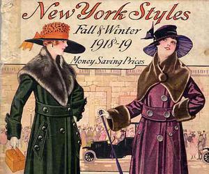 1919, fashion illustration, and fashion image