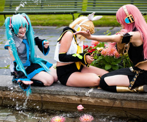 adorabe, cosplay, and costume image
