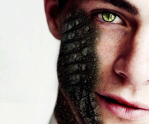 boy, colton haynes, and teen wolf image