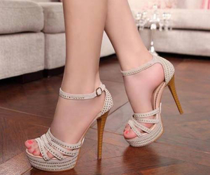 fancy, shoes, and heels image