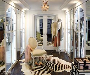 closet, home, and room image