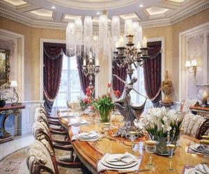 architecture, home decor, and moroccan image