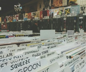 music, oldies, and records image