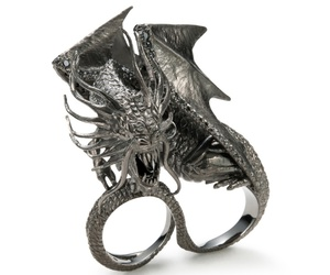 ring and dragon image