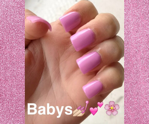 always, nails, and beauty image