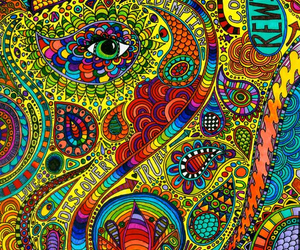 art, psychedelic, and abstract image