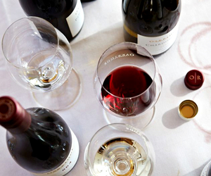 wine, drink, and alcohol image