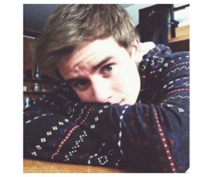 cute boy, icon, and youtuber image