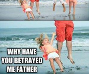 funny, lol, and beach image