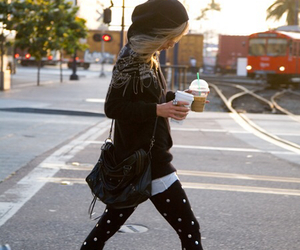 coffee, thinspo, and noeat image