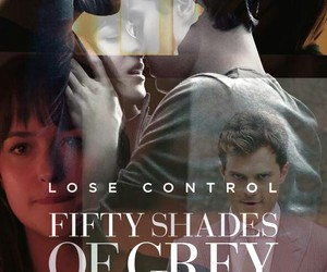 fifty shades of grey and 50 sombras de grey image