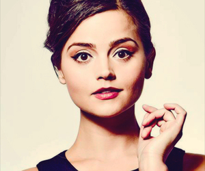 doctor who and jenna louise coleman image