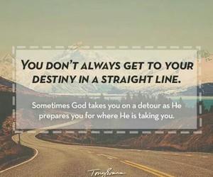 god, plans, and detours image