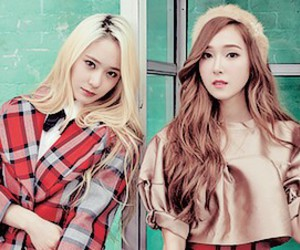 f(x), snsd, and jessica image