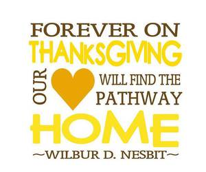 thanksgiving quotes image
