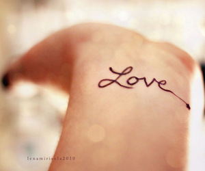 camera, tattoo, and love image