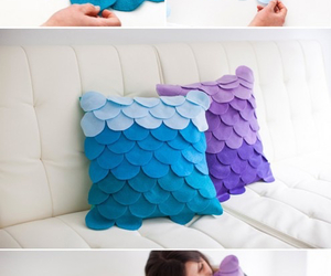 diy and pillow image