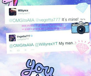 willyrex, vegetta777, and wigetta image