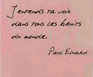 quotes, l'amour, and love image