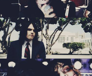 my chemical romance and i'm not okay image