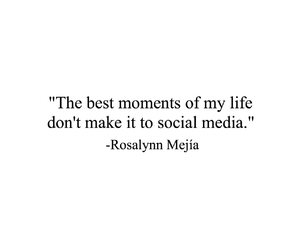 quotes, life, and social media image