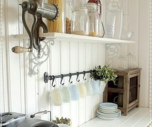 country living, interiors, and white image