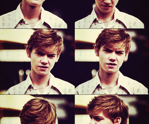 newt, thomas sangster, and game of thrones image