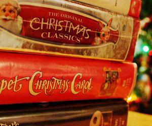 christmas, cold, and film image