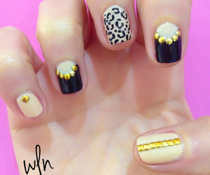 cool, girly, and nails image