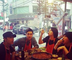 donghae, siwon, and eunhyuk image