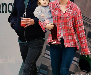 baby, family, and kristen stewart image