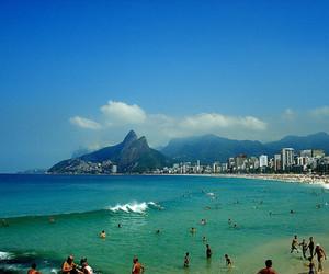 Arpoador, beach, and rio image