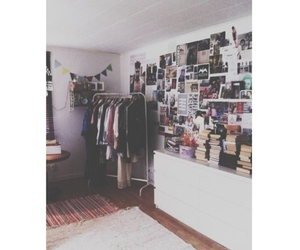 bedroom, grunge, and photo image