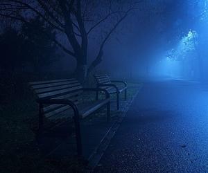 dark, mind, and night image
