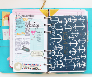 filofax, planner love, and planner image