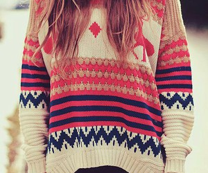 girl, sweaters, and cute image