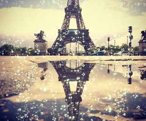 eiffel tower, italy, and places of interest image