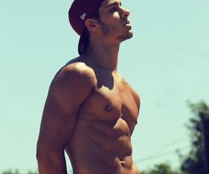 beautiful, Hot, and men image