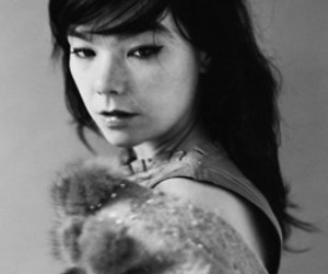 fashion, girl, and bjork image