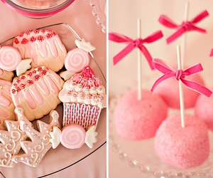 pink, cute, and sweet image