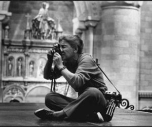 photographer, woman, and eve arnold image