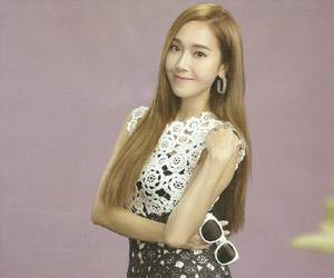 snsd, marie claire magazine, and jessica jung image