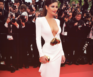 dress, cheryl cole, and Hot image