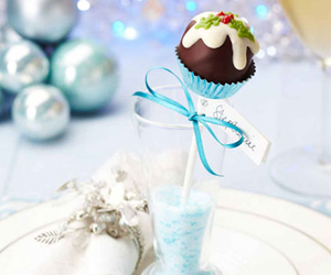 cake pops, food, and party image