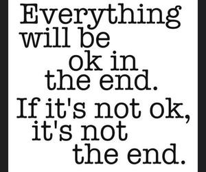 end and quote image